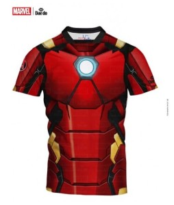 Rashguard Iron Man - MARVEL DAE DO - MARV 52101