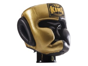 Kask bokserski sparingowy TOP KING EMPOWER CREATIVITY - TKHGEM-02GD