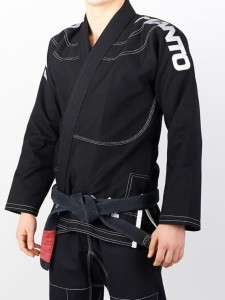 Gi do BJJ MANTO X2 - MANTX2/BK