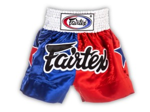 Spodenki tajskie Patriot Limited Collection - FAIRTEX