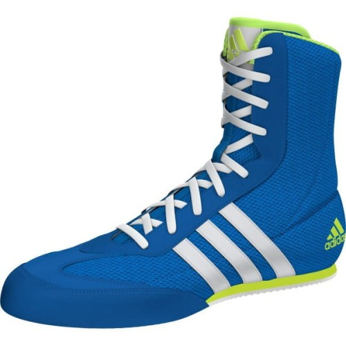 Buty bokserskie ADIDAS BOX HOG 2 Blue AQ3404